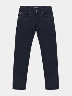 Indigo jeans - 1