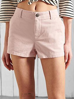 Къси чино панталони - 1