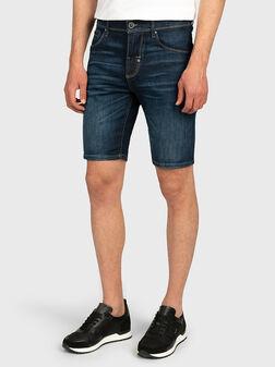 Къси дънкови панталони DAVE - 1