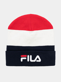 Knit hat with logo - 1