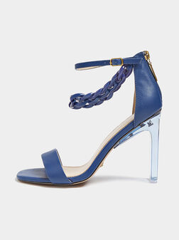 Real leather sandal - 1