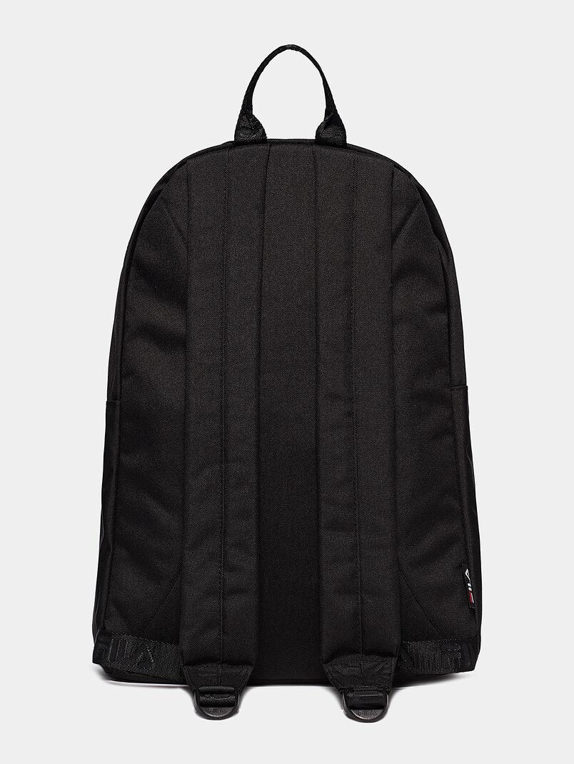 Black backpack - 3