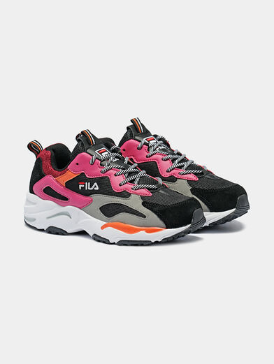 RAY TRACER Sneaker with colorful details - 2