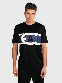 Тениска с щампа - 1