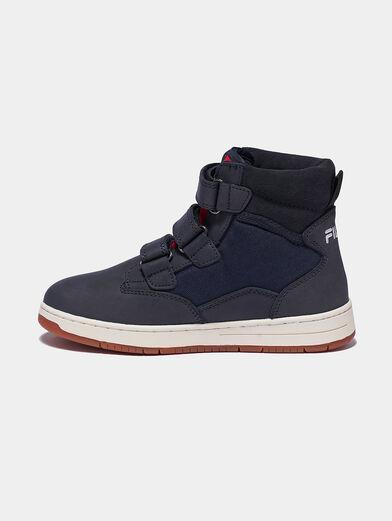 Knox Velcro mid JR High sneakers - 4