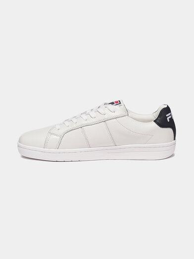 COURT PREMIUM White sneakers - 4