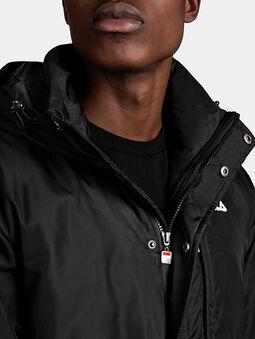 ORLANDO Padded jacket with hood - 4