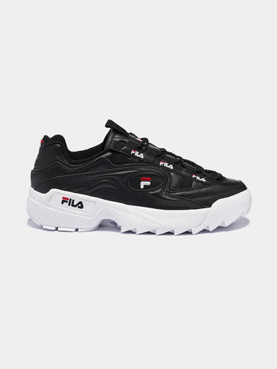 D-FORMATION Black sneakers - 1