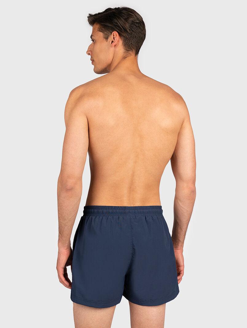 MICHI Beach shorts in black color - 3