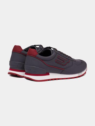 GOODY Sneakers in grey color - 2