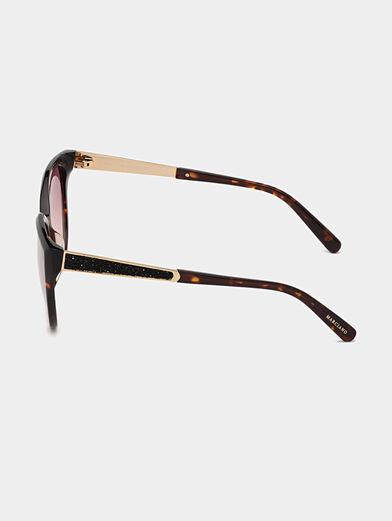Sunglasses in black color - 2