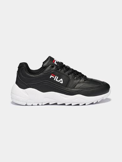 OVERTAKE Fully black sneakers  - 1
