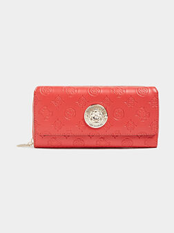 DAYANE Wallet in black color - 1