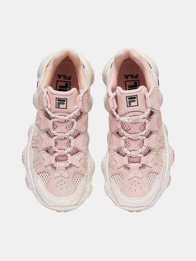 JAGGER Sneakers in pink - 6