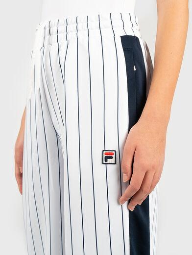 HALA Striped pants - 3