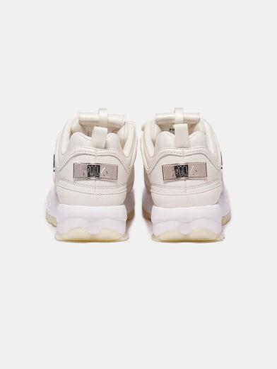 DISRUPTOR Sneakers in ecru - 3