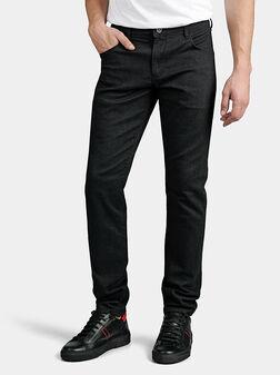 Черен панталон MARLON - 1