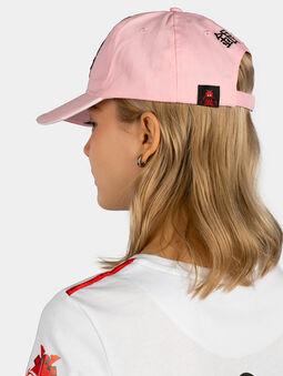 Pink cap - 5
