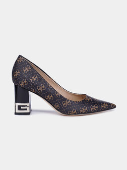 ZADER2 Court shoes with logo print - 1