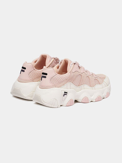 JAGGER Sneakers in pink - 2