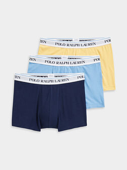 3 pack classic trunks - 1