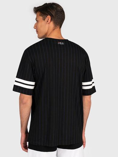 JAMIRO T-shirt with logo print - 3