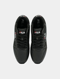 ORBIT LOW Sneakers in black color - 5