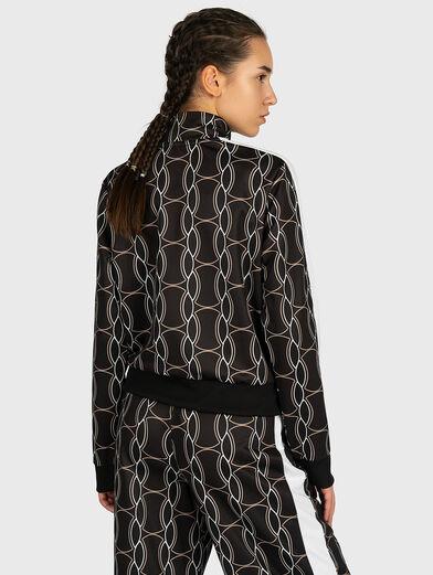 HADA Sweatshirt with contrasting print - 2