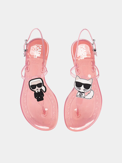 JELLY KARL IKONIC Sandals - 6