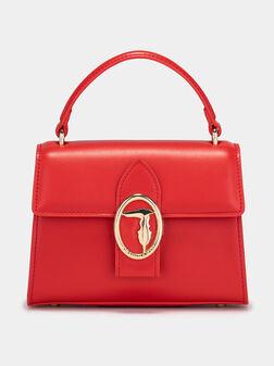 Чанта GRACE в червен цвят  - 1