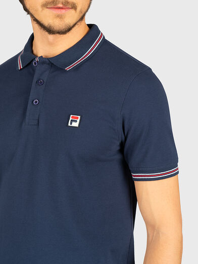 MATCHO Polo-shirt in black - 2