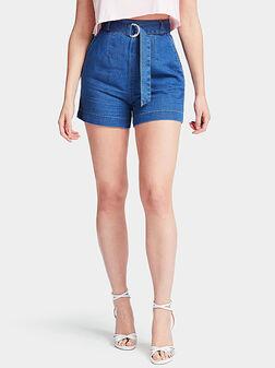 Къси дънкови панталони RHEA - 1