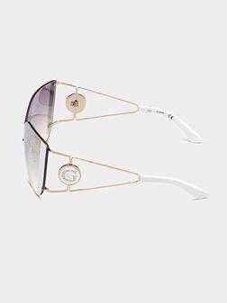 Огледални очила тип маска - 1