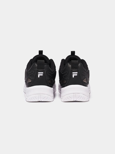 ELETTO Black sneakers - 3