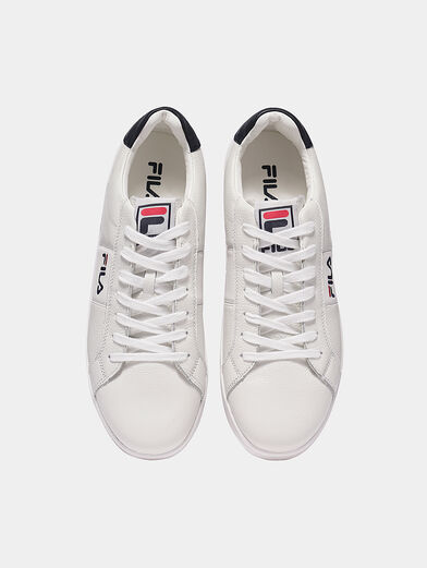 COURT PREMIUM White sneakers - 6
