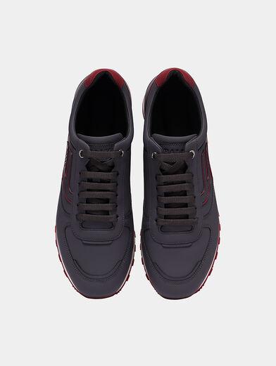 GOODY Sneakers in grey color - 6