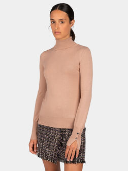 GOLDIE Sweater in beige - 1