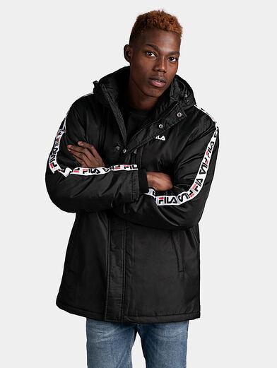 ORLANDO Padded jacket with hood - 1