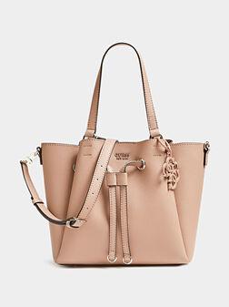 Чанта с пристягащи връзки - 1