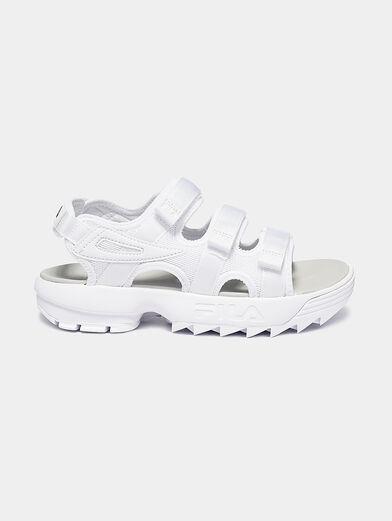 DISRUPTOR White sandals - 1