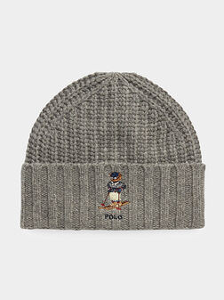 Grey hat - 1