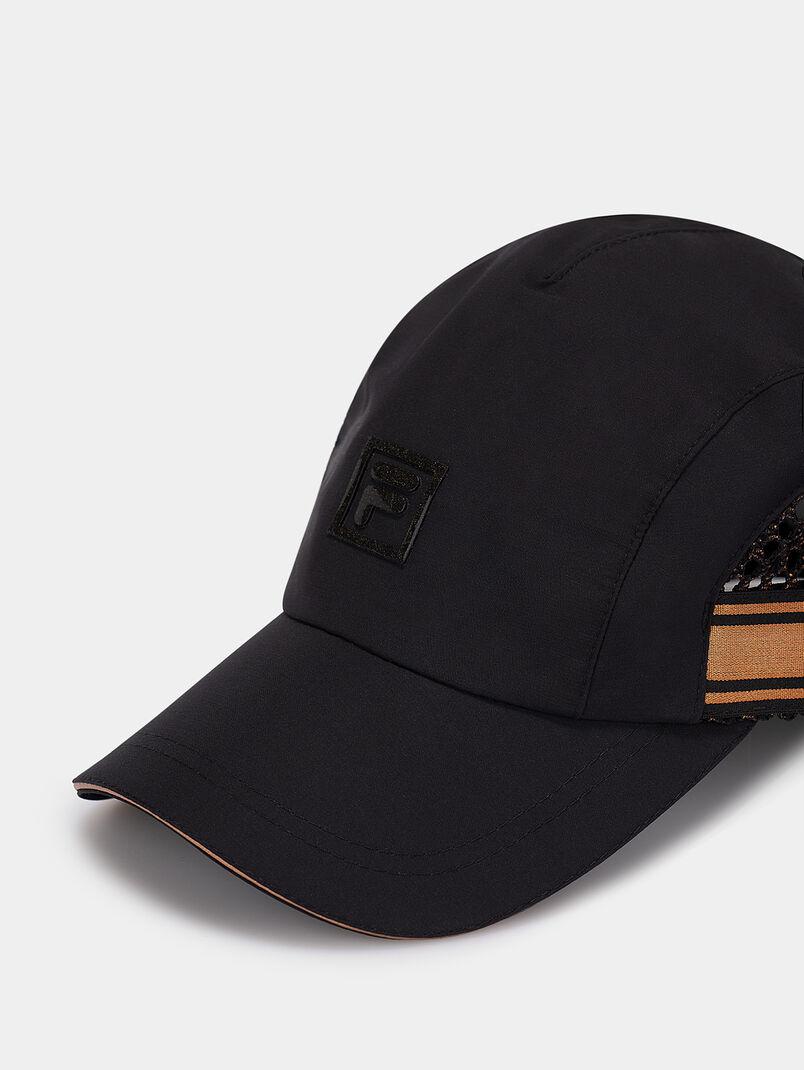 Black cap with logo - 3
