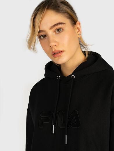 TEOFILA Oversized hoody dress - 2
