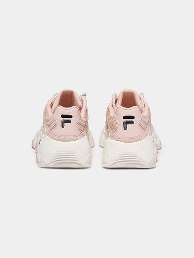 JAGGER Sneakers in pink - 3