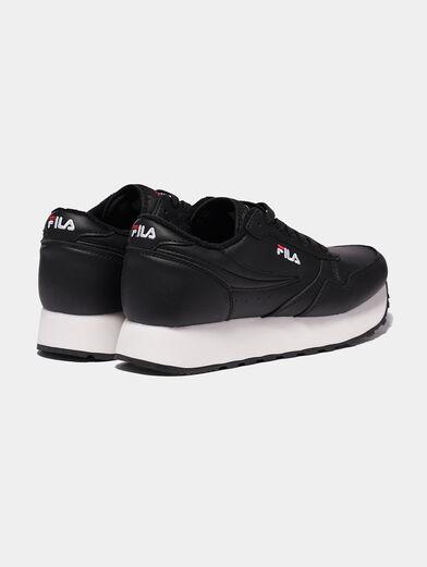 ORBIT ZEPPA Sneaker in black - 2
