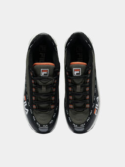 DSTR97 Black sneakers - 5