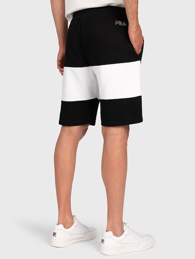 JAKE Shorts with color-block effect - 3