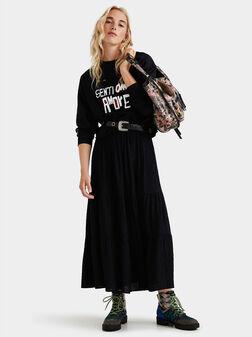 Black skirt - 1