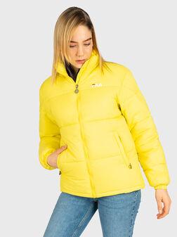 Подплатено яке в жълт цвят SUSI - 1
