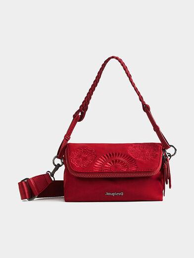 VENECIA bag with embroidered mandala elements - 1